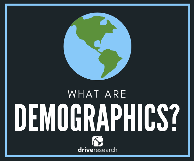 What are Demographics? | Market Research Agency Syracuse NY