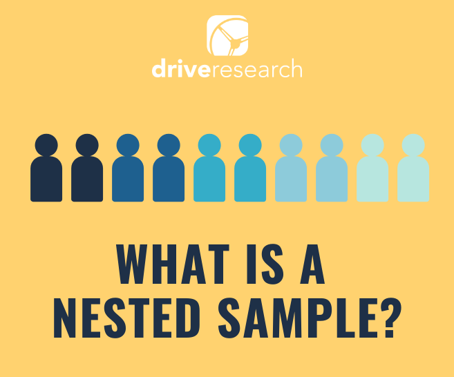 what is a nested sample marketing research company