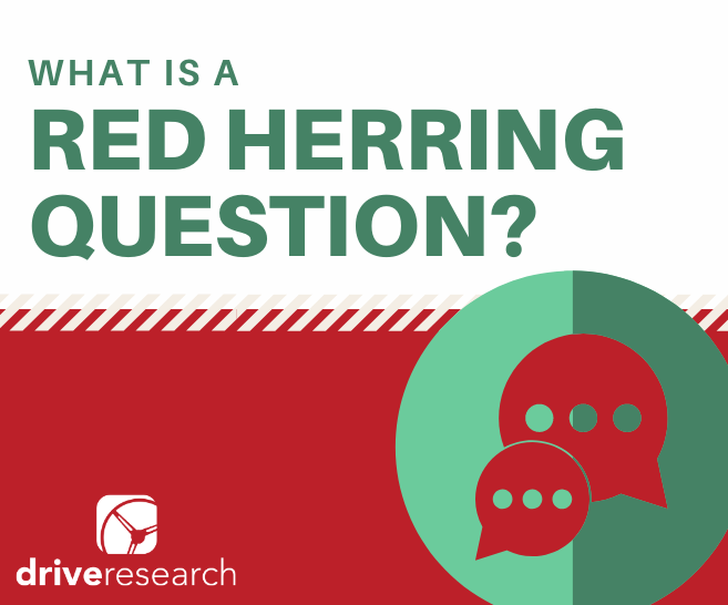 What is a Red Herring? | Market Research Company in Albany, NY