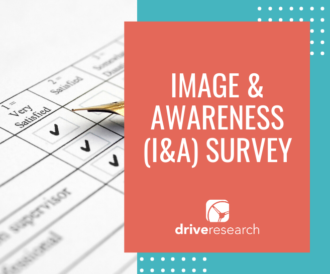 What is an Image & Awareness (I&A) Survey?