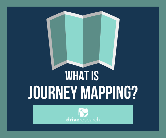 What is Journey Mapping in Market Research?
