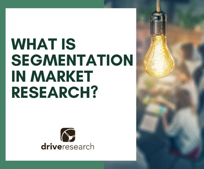 What is Segmentation? | Market Research Firm, Syracuse NY