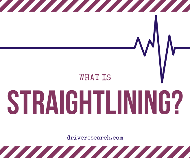 What is Straightlining?