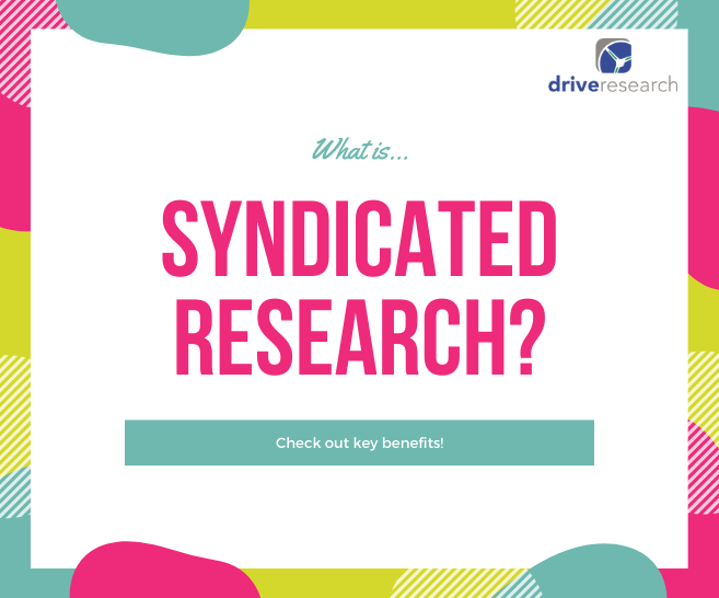What is Syndicated Research? | Key Benefits from Our NY Market Research Firm