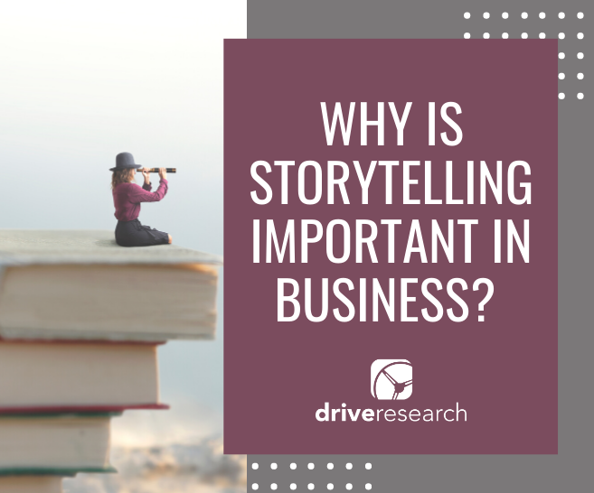 Why is Storytelling Popular in Business?