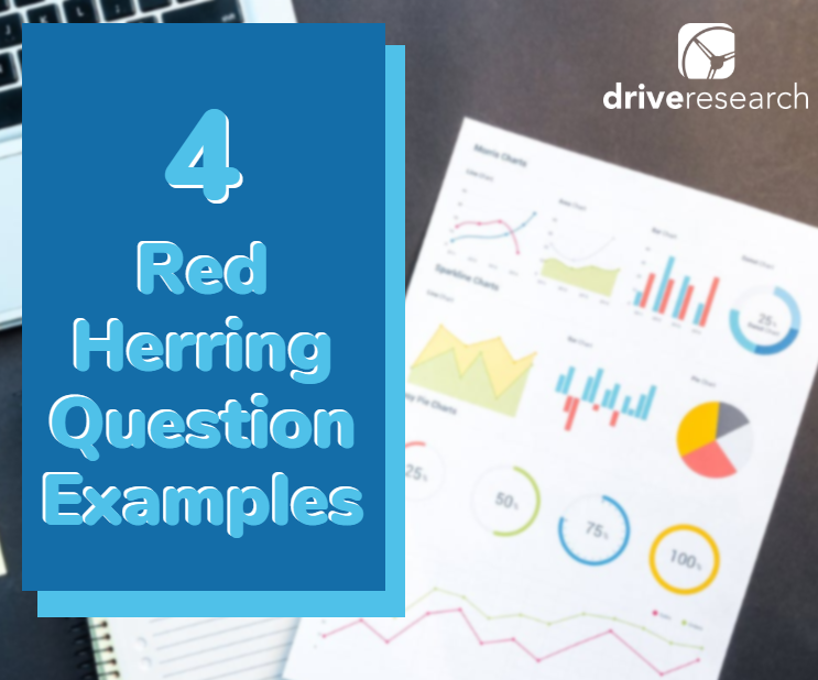 4 Red Herring Question Examples to Improve Research Quality
