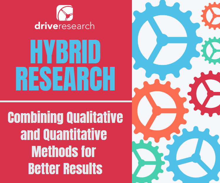 Hybrid Research | Combining Qualitative and Quantitative Methods for Better Results
