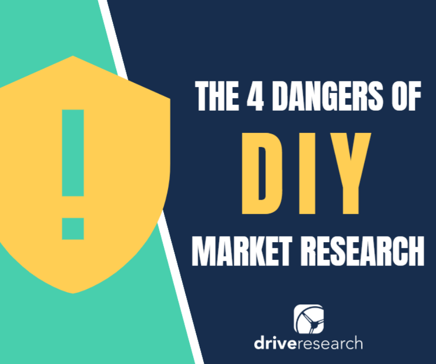 dangers of diy market research