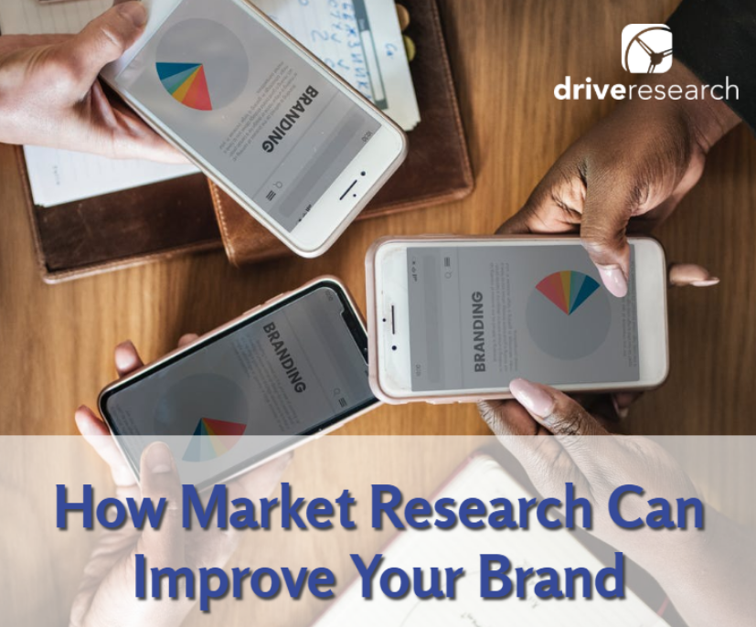 improving your brand with market research