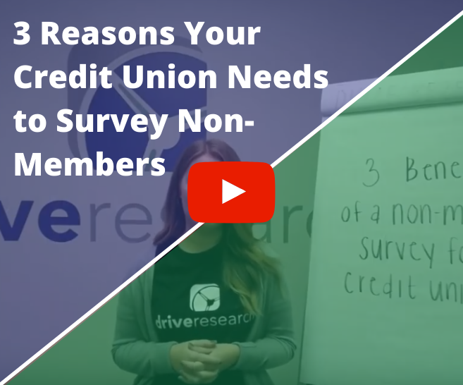 3 Reasons Your Credit Union Needs to Survey Non-Members