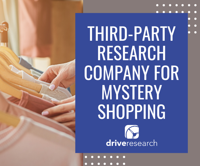 Should You Use a Third-Party Research Company for Mystery Shopping?