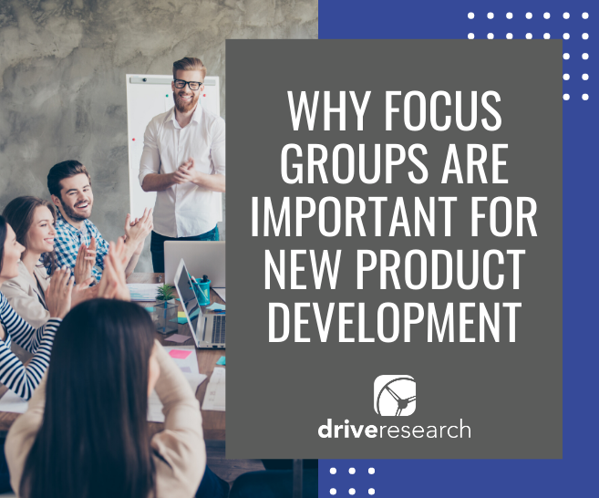 Why Focus Groups Are Important for New Product Development