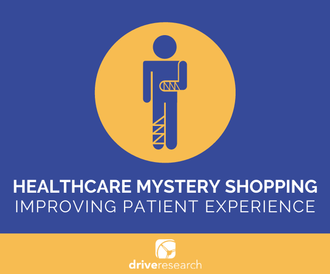 Healthcare Mystery Shopping: Improving Patient Experience (PX)