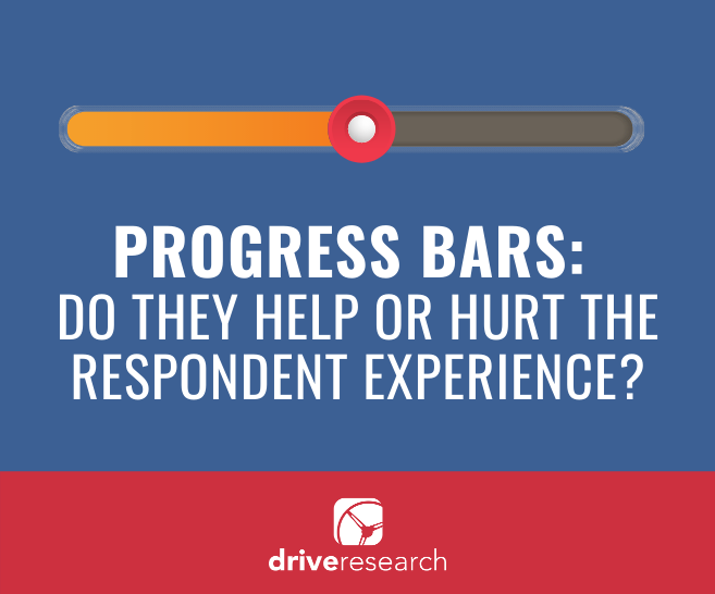 Progress Bars: Do they Help or Hinder Respondent Experience in Surveys?