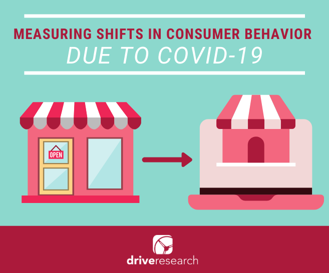 How to Measure Shifts in Consumer Behavior Due to COVID-