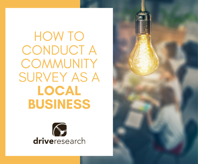 How to Conduct a Community Survey as a Local Business