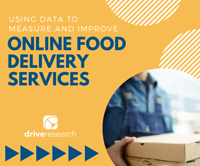 Online Food Delivery: Using Data to Measure and Improve Customer Service Experience