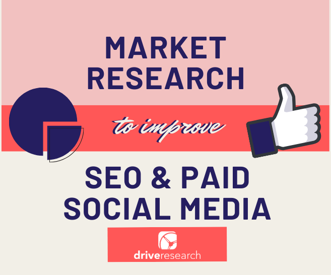 How to use Market Research to Improve SEO and Paid Social Media