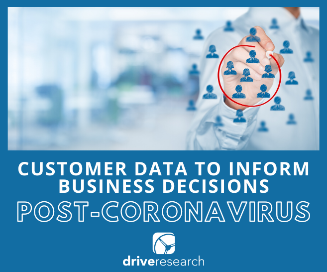 Using Customer Data to Inform Business Decisions Post-Coronavirus