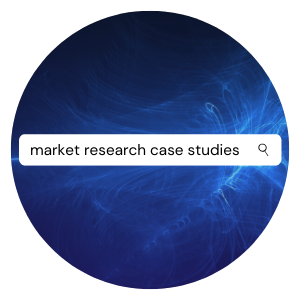 looking for market research case studies