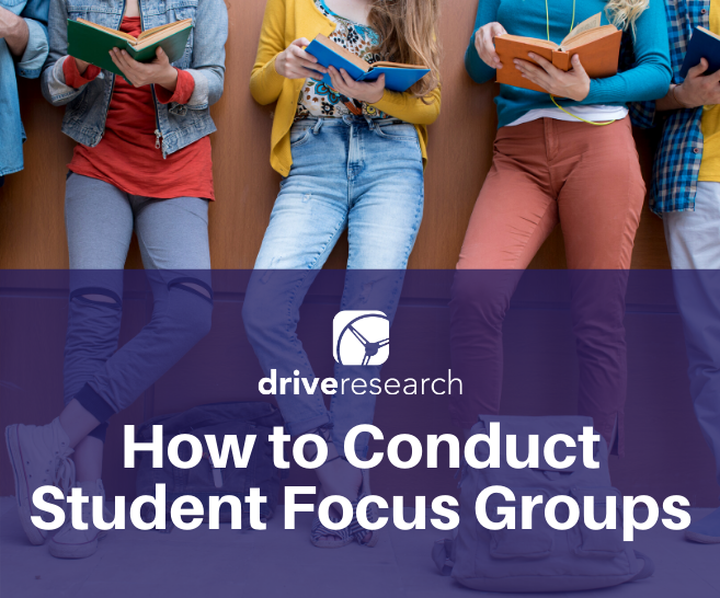 Blog for How to Conduct Student Focus Groups | Market Research Company for Nonprofits