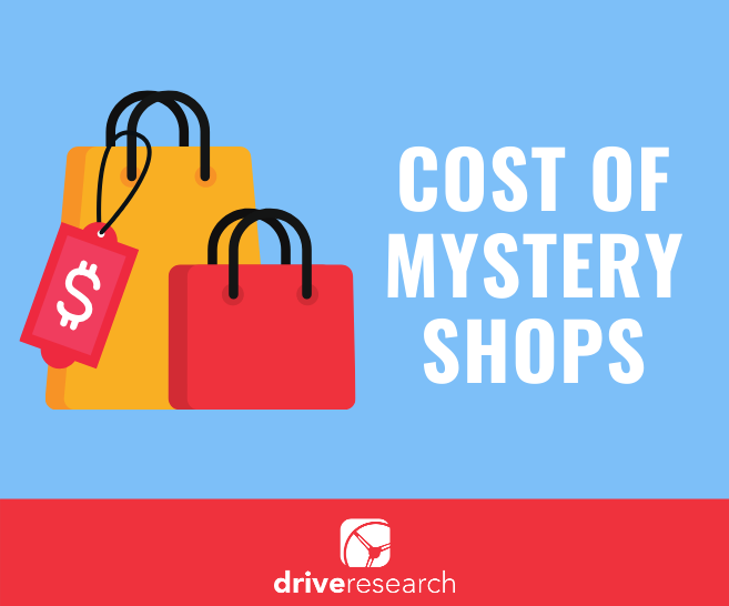 what is the cost of mystery shops