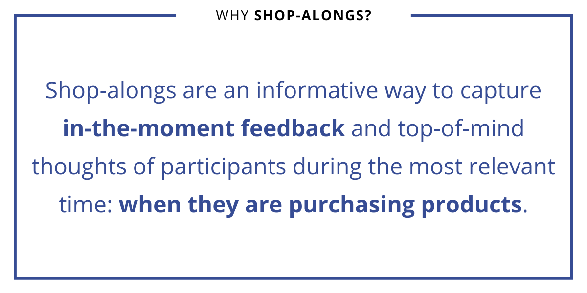 quote by drive research from comprehensive guide to shop alongs