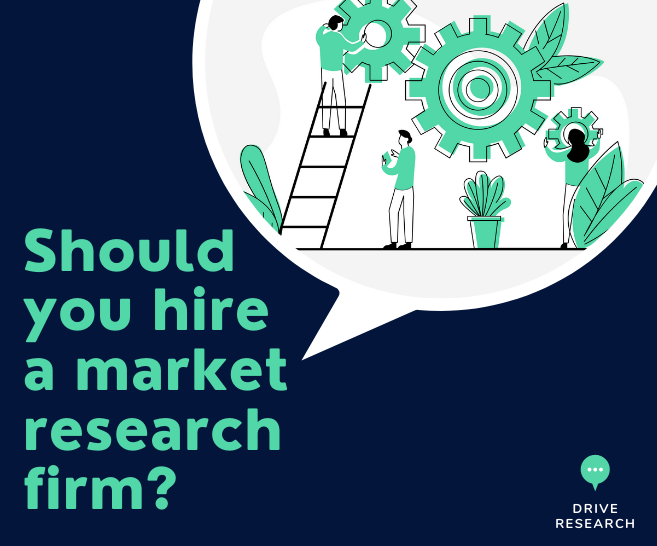 Blog: Should I Hire a Market Research Firm?