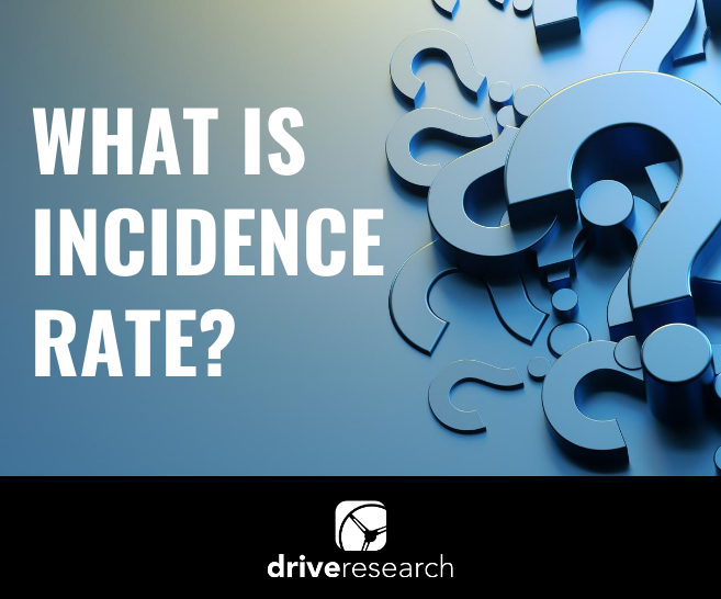 what is incidence rate?