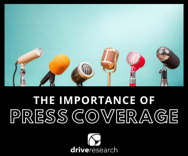 Blog: The Importance of Earning Press Coverage in 2020 | PR Market Research Company