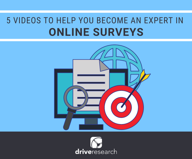 Blog: 5 Videos to Help You Become an Expert in Online Surveys | Research Firm