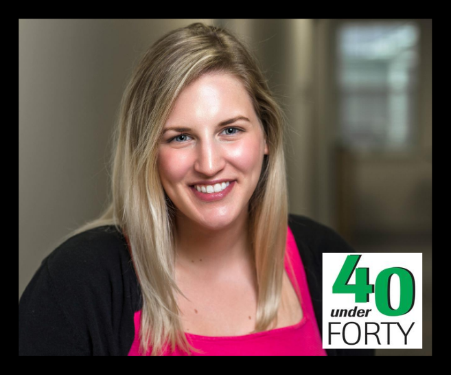 Blog: Emily Taylor Named  2020 40 Under 40 Winner | Syracuse, NY