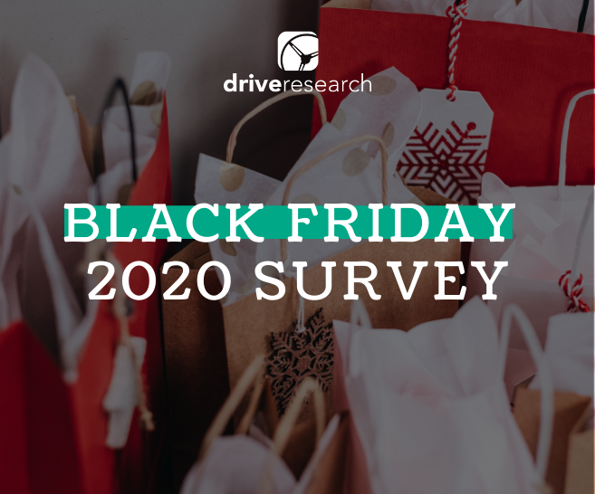 Blog: Black Friday 2020: Survey of 2,000 U.S. Shoppers Predicts 13% Decline for In-Person Shopping