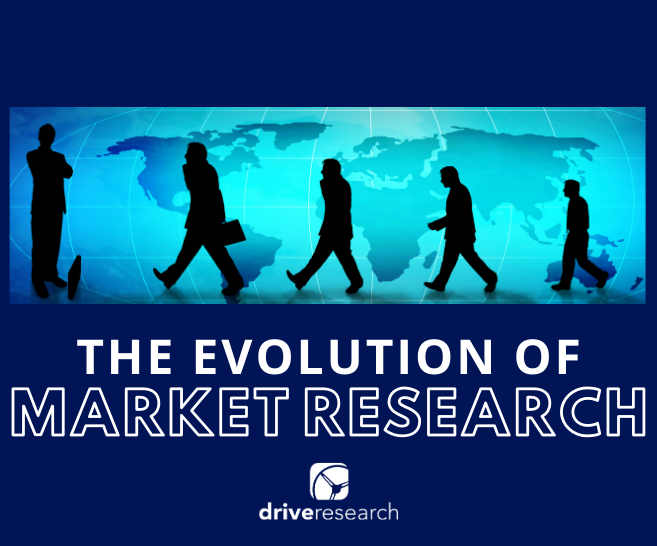 Blog: The Evolution of Market Research from the 1920's to Today