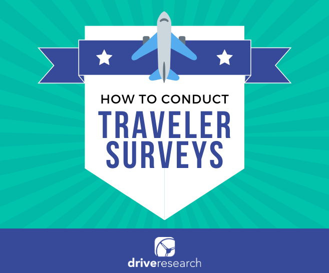 Blog Image: How to Conduct a Traveler Survey | Airline Market Research Company