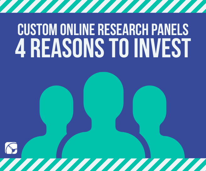 Blog post: Custom Online Research Panels: 4 Reasons to Choose Third-Party Panel Recruitment