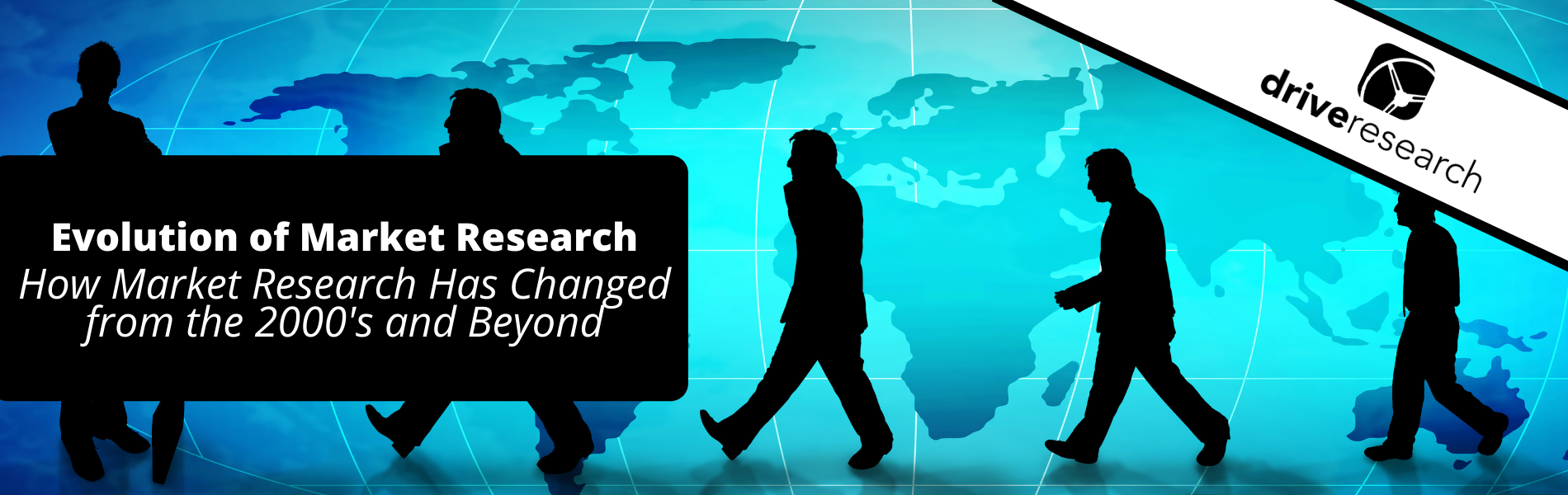 How Market Research Has Changed from the 2000's and Beyond