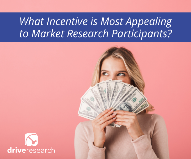 Blog: What Incentive is Most Appealing to Market Research Participants?