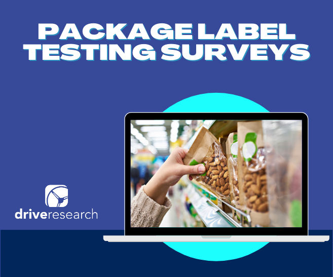 Blog: Package Label Test Surveys: How to Inform Decisions on New Packaging Designs