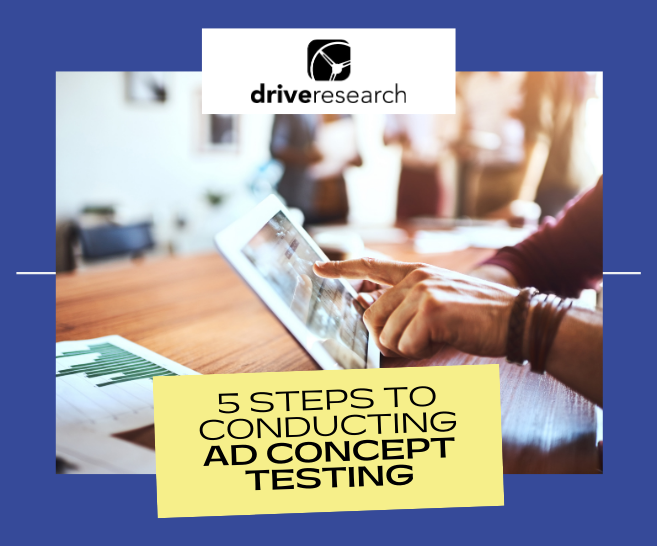 Blog: 5 Steps to Conducting an Ad Concept Testing Survey